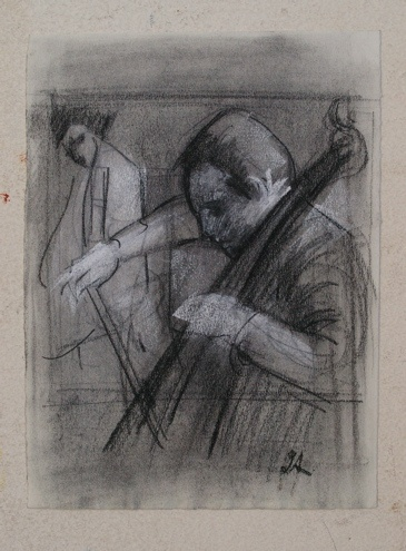 "John Kennedy<br /><br />Medium: Charcoal & pastel on paper<br />Price: $1,500<br /><a href=""Artwork-Armstrong-JohnKennedy-1858.htm"">View full artwork details</a>"