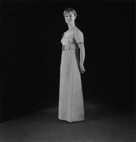 "<h4 style=""margin:0px 0px 5px 0px;"">(A) Auntie Toulas Frock</h4>Medium: silver gelatin print<br />Price: $600 <span style=""color:#aaa"">