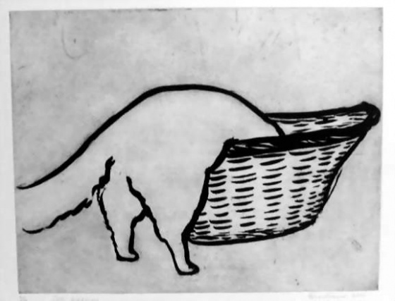"<h4 style=""margin:0px 0px 5px 0px;"">Cats pyjamas</h4>Medium: Etching<br />Price: $770 <span style=""color:#aaa"">