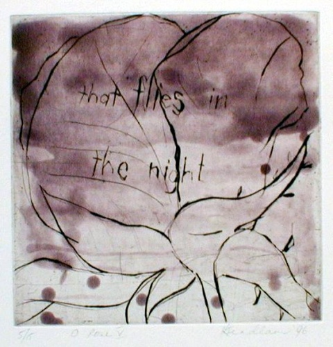 "<h4 style=""margin:0px 0px 5px 0px"">O Rose 5</h4>Medium: Etching & drypoint<br />Price: $ Price On Application 