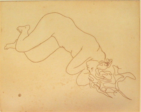 "<h4 style=""margin:0px 0px 5px 0px"">Nude with long hair I</h4>Medium: Etching<br />Price: $660 