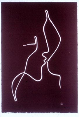 "<h4 style=""margin:0px 0px 5px 0px"">The Kiss II</h4>Medium: Etching<br />Price: $880 