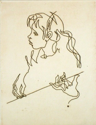 "<h4 style=""margin:0px 0px 5px 0px"">The Young Guitarist</h4>Medium: Etching<br />Price: $880 