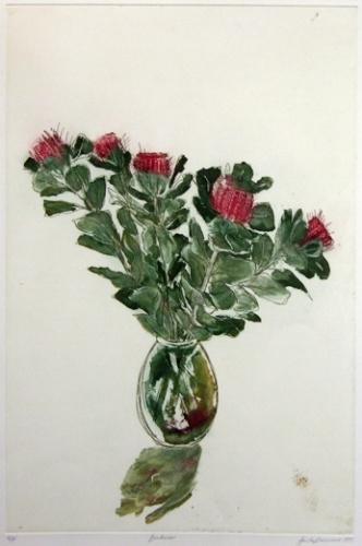 "<h4 style=""margin:0px 0px 5px 0px;"">Banksias</h4>Medium: Etching<br />Price: $396 <span style=""color:#aaa"">