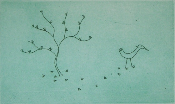 "<h4 style=""margin:0px 0px 5px 0px"">Spring arrives</h4>Medium: Etching<br />Price: $950 