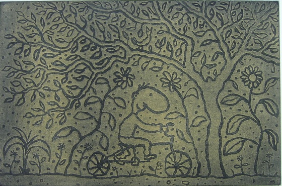 "<h4 style=""margin:0px 0px 5px 0px"">The Glade</h4>Medium: Etching<br />Price: $1,100 