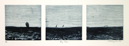 "<h4 style=""margin:0px 0px 5px 0px"">Bay Trip</h4>Medium: Etching (Tripdych)<br />Price: $200 