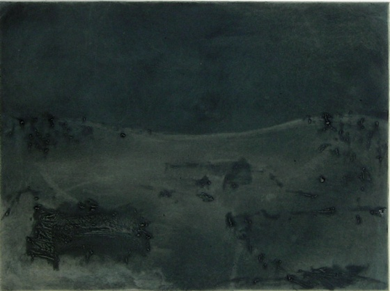 "<h4 style=""margin:0px 0px 5px 0px"">Breathing in Time</h4>Medium: Etching/Collagraph<br />Price: $360 
