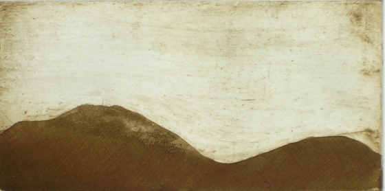 "<h4 style=""margin:0px 0px 5px 0px"">Hillscape I</h4>Medium: Etching<br />Price: $150 