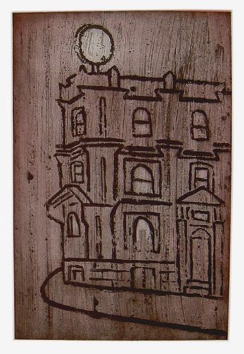 "<h4 style=""margin:0px 0px 5px 0px"">Harvest Moon (Lets Go Out and Feel the Night)</h4>Medium: Etching<br />Price: $550 
