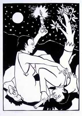 "<h4 style=""margin:0px 0px 5px 0px"">Constellation</h4>Medium: Woodcut<br />Price: $600 
