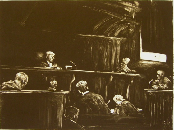 "<h4 style=""margin:0px 0px 5px 0px"">Prosecution Witness</h4>Medium: Monoprint<br />Price: $1,650 