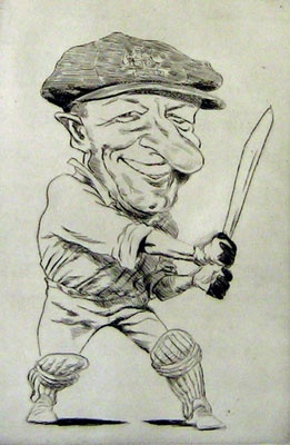 "<h4 style=""margin:0px 0px 5px 0px"">The Don</h4>Medium: Drypoint<br />Price: $500 