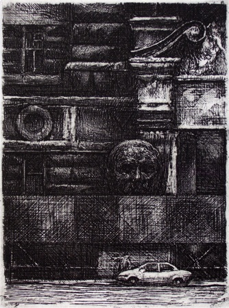 "<h4 style=""margin:0px 0px 5px 0px;"">The Chamber</h4>Medium: Etching<br />Price: $1,100 <span style=""color:#aaa"">