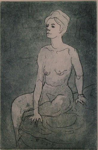 "Blue nude<br /><br />Medium: Etching<br />Price: $700<br /><a href=""Artwork-Armstrong-Bluenude-1544.htm"">View full artwork details</a>"