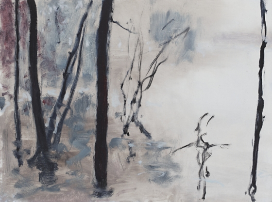 "<h4 style=""margin:0px 0px 5px 0px"">Study, Murray in Flood</h4>Medium: Oil on linen on board, Framed<br />Price: $1,800 