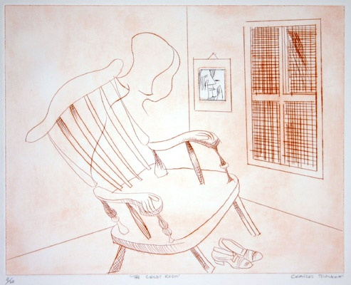 "<h4 style=""margin:0px 0px 5px 0px"">The Child's Room</h4>Medium: Drypoint<br />Price: $2,500 