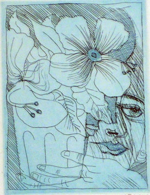 "<h4 style=""margin:0px 0px 5px 0px"">The Offering</h4>Medium: Etching<br />Price: $1,050 