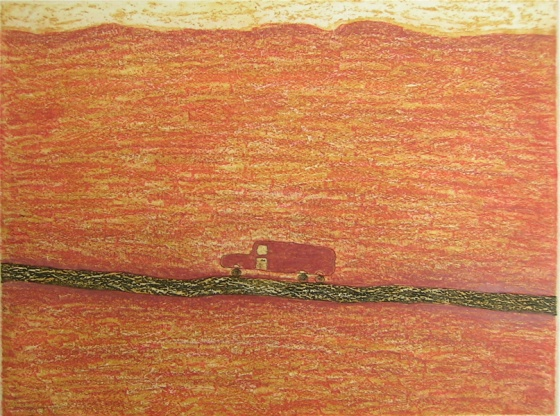 "<h4 style=""margin:0px 0px 5px 0px"">Desert journey</h4>Medium: Etching<br />Price: $385 