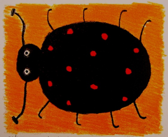 "<h4 style=""margin:0px 0px 5px 0px;"">Lady-bird</h4>Medium: Lithograph<br />Price: $350 <span style=""color:#aaa"">