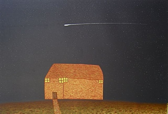 "<h4 style=""margin:0px 0px 5px 0px"">Shooting star</h4>Medium: Lithograph<br />Price: Sold 