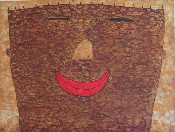 "<h4 style=""margin:0px 0px 5px 0px"">The smile</h4>Medium: Etching<br />Price: $1,650 