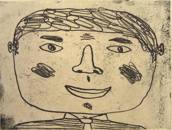 "<h4 style=""margin:0px 0px 5px 0px"">The young boy</h4>Medium: Etching<br />Price: $385 