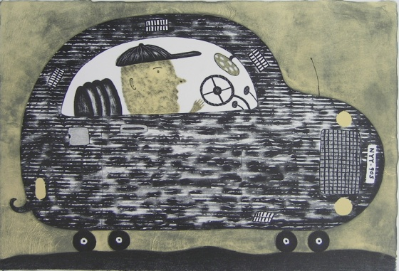 "<h4 style=""margin:0px 0px 5px 0px"">Wild ride II</h4>Medium: Lithograph<br />Price: $1,200 