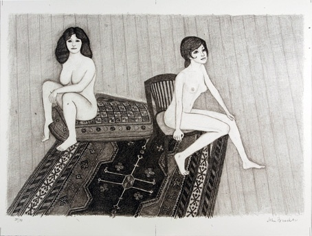 "<h4 style=""margin:0px 0px 5px 0px;"">Two Nudes #1</h4>Medium: Lithograph<br />Price: Currently Unavailable <span style=""color:#aaa"">
