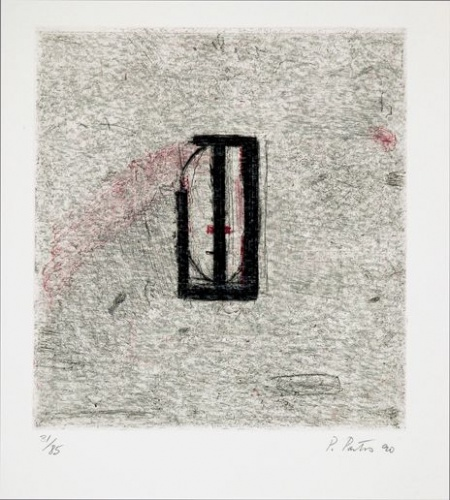 "<h4 style=""margin:0px 0px 5px 0px"">Paul Partos - Untitled</h4>Medium: Etching<br />Price: $820 