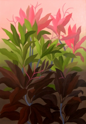 "<h4 style=""margin:0px 0px 5px 0px"">Cordyline</h4>Medium: Oil on linen, Framed<br />Price: $12,500 