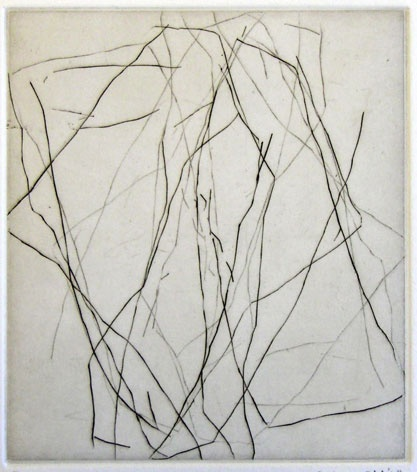 "Via 1<br /><br />Medium: Drypoint<br />Price: $260<br /><a href=""Artwork-Gunnell-Via1-1101.htm"">View full artwork details</a>"