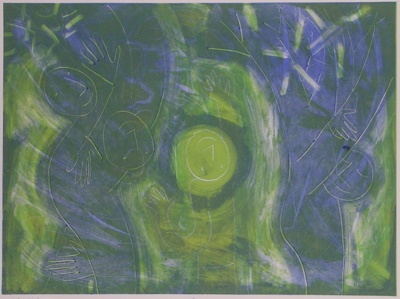 "<h4 style=""margin:0px 0px 5px 0px"">Playtime</h4>Medium: Monoprint<br />Price: Sold 