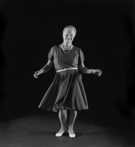 "<h4 style=""margin:0px 0px 5px 0px;"">(A) Dressed for dancing</h4>Medium: silver gelatin print<br />Price: $600 <span style=""color:#aaa"">