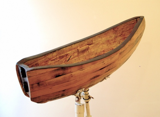 "<h4 style=""margin:0px 0px 5px 0px;"">The Navigator</h4>Medium: Wood & metal<br />Price: Sold <span style=""color:#aaa"">