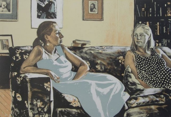 "<h4 style=""margin:0px 0px 5px 0px;"">Conversation piece</h4>Medium: Lithograph<br />Price: $1,150 <span style=""color:#aaa"">