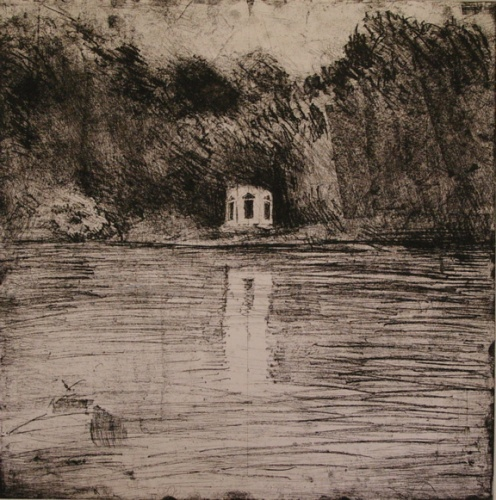 "<h4 style=""margin:0px 0px 5px 0px"">Folly</h4>Medium: Etching<br />Price: $770 