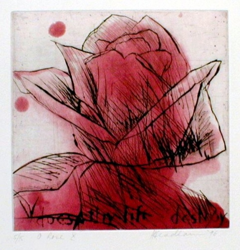 "<h4 style=""margin:0px 0px 5px 0px"">O Rose10</h4>Medium: Etching & drypoint<br />Price: $ Price On Application 