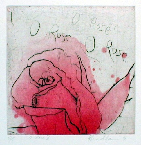 "<h4 style=""margin:0px 0px 5px 0px"">O Rose 2</h4>Medium: Etching & drypoint<br />Price: $ Price On Application 