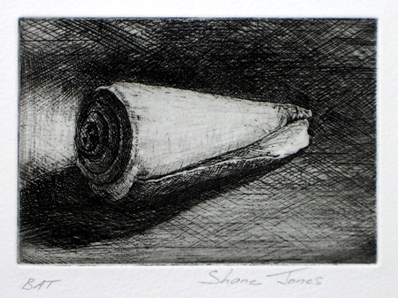"<h4 style=""margin:0px 0px 5px 0px"">Cone Shell</h4>Medium: Etching<br />Price: $180 