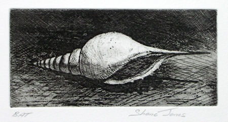"Martinis Tibia<br /><br />Medium: Etching<br />Price: $180<br /><a href=""Artwork-Jones-MartinisTibia-1296.htm"">View full artwork details</a>"