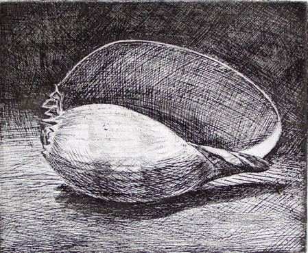 "Volute<br /><br />Medium: Etching<br />Price: $260<br /><a href=""Artwork-Jones-Volute-1298.htm"">View full artwork details</a>"