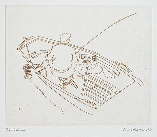 "<h4 style=""margin:0px 0px 5px 0px"">Fishing</h4>Medium: Etching<br />Price: $660 