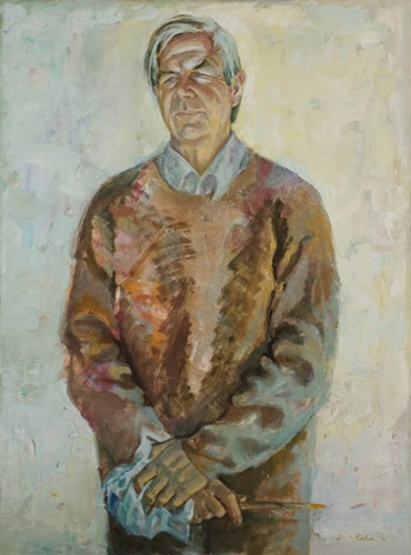 "<h4 style=""margin:0px 0px 5px 0px"">Portrait of Arthur Boyd</h4>Medium: Oil on Canvas<br />Price: $ Price On Application 