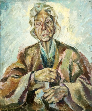 "<h4 style=""margin:0px 0px 5px 0px;"">Portrait of Dame Mary Gilmore</h4>Medium: Oil on Canvas<br />Price: $ Price On Application <span style=""color:#aaa"">