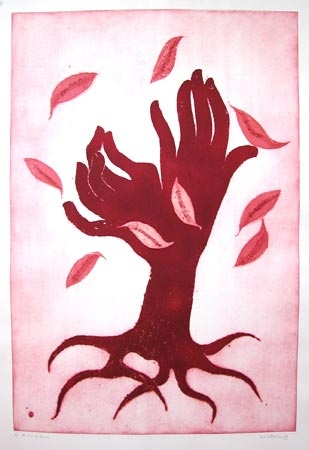 "<h4 style=""margin:0px 0px 5px 0px;"">The Tree of Music</h4>Medium: Etching<br />Price: $1,800 <span style=""color:#aaa"">
