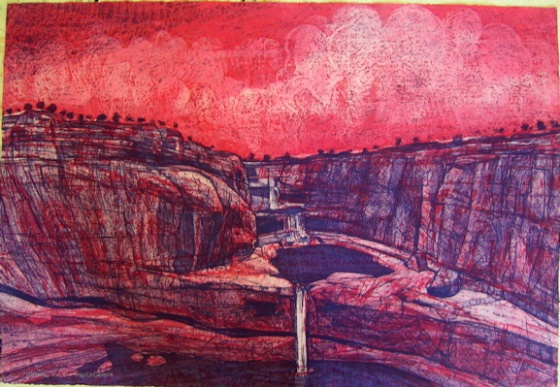 "<h4 style=""margin:0px 0px 5px 0px;"">Mitchell Falls</h4>Medium: Etching<br />Price: $825 <span style=""color:#aaa"">