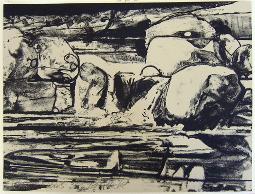 "<h4 style=""margin:0px 0px 5px 0px"">Water & Rocks</h4>Medium: Lithograph<br />Price: $ Price On Application 