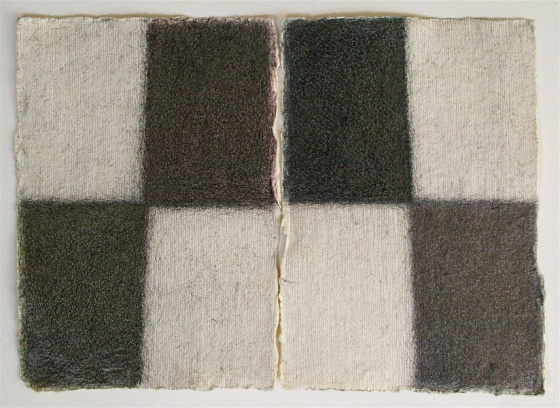 "<h4 style=""margin:0px 0px 5px 0px;"">(diptych)</h4>Medium: Coloured pencil & graphite<br />Price: Sold <span style=""color:#aaa"">