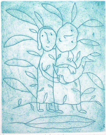"<h4 style=""margin:0px 0px 5px 0px;"">Family portrait</h4>Medium: Etching<br />Price: $950 <span style=""color:#aaa"">